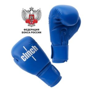 Перчатки Clinch Olimp синий